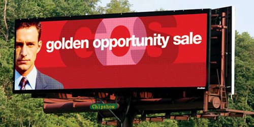 Led-reclame